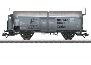 Märklin 45087 Godsvagn DB Type Kmmks 51 Nyhet 2020