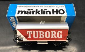 Märklin 4536 Ölvagn DSB TUBORG år 1981