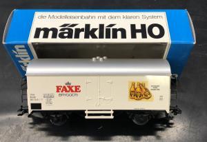 Märklin 4565 Ölvagn DSB Faxe år 1982