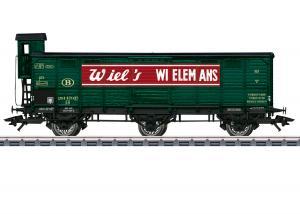 """Märklin 46164 Ölvagn """"Wiel´s Wielemans"""" ( SNCB ) Nyhet 2020"""