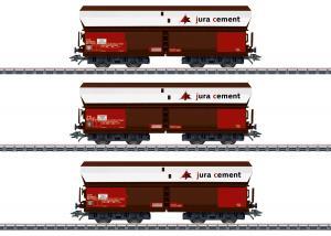 """Märklin 46279 Vagnset """" Jura Cement Factory, Aarau, Switzerland """" Nyhet 2021 Förboka ditt exemplar"""