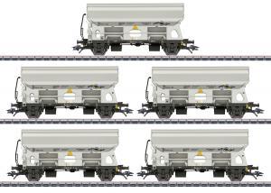 Märklin 46306 Vagnset type Tds hopper cars ( NS ) passande till lok 37025 Nyhet 2021 Förboka ditt exemplar