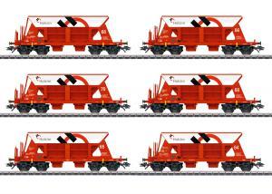 """Märklin 46333 Hopper godsvagnset """"Holcim"""" Nyhet 2020 Förboka ditt exemplar"""