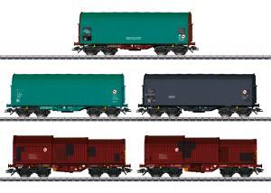 Märklin 46875 Godsvagnset Belgian State Railways (SNCB) Nyhet 2020 Förboka ditt exemplar