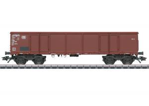 Märklin 46908 Godsvagn (DB) type Eaos 106 high-side gondola Nyhet 2021 Förboka ditt exemplar