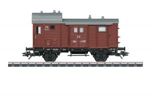 Märklin 46985 Bagagevagn type Pg Royal Prussian Railroad Administration (KPEV) Nyhet 2020 Förboka ditt exemplar