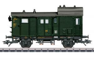 Märklin 46986 Bagagevagn (DB) type Pwg Pr 14 med MFX + Ljud Nyhet 2020
