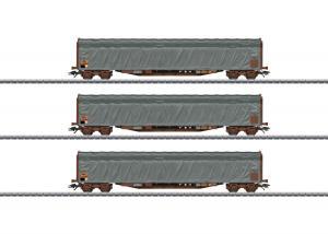 Märklin 47062 Vagnset täckta godsvagnar French State Railways (SNCF)