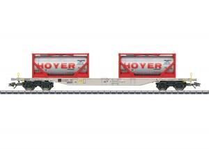 Märklin 47064 Containervagn Type Sgnss 114