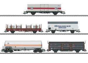 Märklin 47370 Godsvagnset DB passandes till 39990 Nyhet 2021 Förboka ditt exemplar