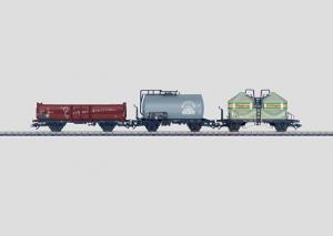47909 Vagnset 3 industri vagnar DR