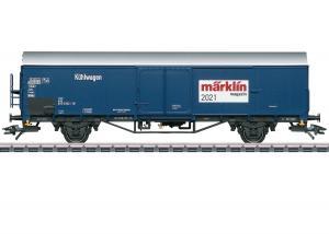 Märklin 48521 Märklin Magazin Vagn Type Ibblps 379 Sommarnyhet 2021 Förboka ditt exemplar