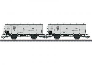 48817 Mjölktransportvagnar DRG