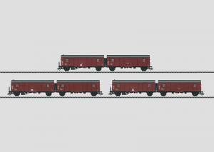 """48850 Godsvagnset """"Leig-Einheiten"""""""