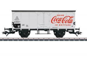 """Märklin 48935 Godsvagn Type G 10 DSB """"Coca-Cola"""""""