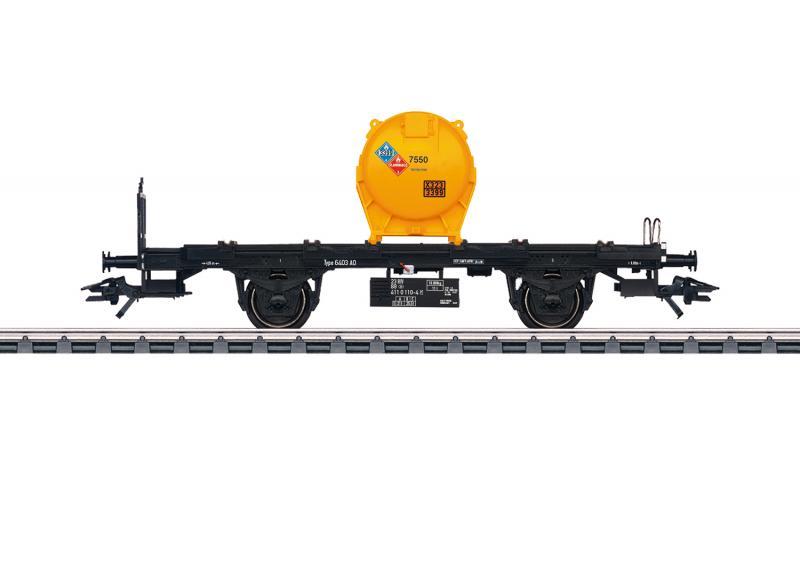 Märklin 48953 Containervagn Belgian State Railways (SNCB) Nyhet 2020 Förboka ditt exemplar