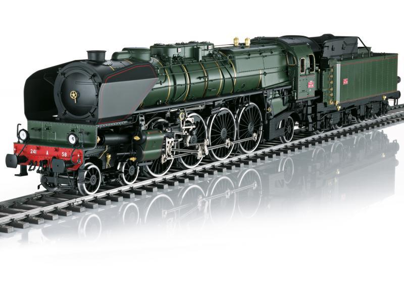 Märklin 55085 Ånglok Class 241-A-58 ( SNCF ) Höstnyhet 2021 Förboka ditt exemplar