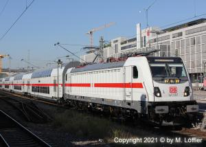Märklin 55141 Ellok ( DB AG ) class 147.5 Höstnyhet 2021 Förboka ditt exemplar