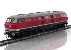 Märklin 55322 Diesellok DB Class 232 Nyhet 2020 Förboka ditt exemplar