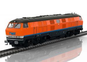 Märklin 55325 Diesellok Teutoburg Forest Railroad (TWE) diesel locomotive, V 320 Nyhet 2020 Förboka ditt exemplar