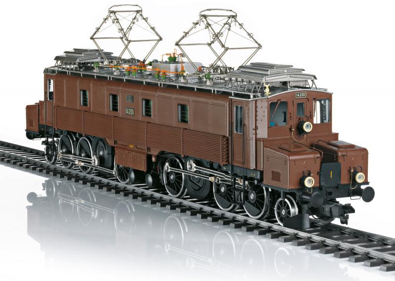Märklin 55526 Ellok ( SBB ) class Ce 6/8 Nyhet 2021 Förboka ditt exemplar