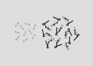 56101 Kompletteringssats med skruvkoppel/ krokkoppel