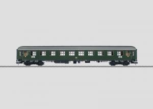 58023 Personvagn 2.kl DB type B4üm-61