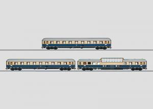 "58058 Personvagnsset med 3 st vagnar ""Rheingold"" typ DB"