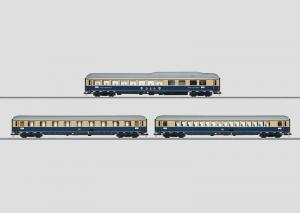 "58059 Personvagnsset med 3 st vagnar ""Rheingold"" typ DB"