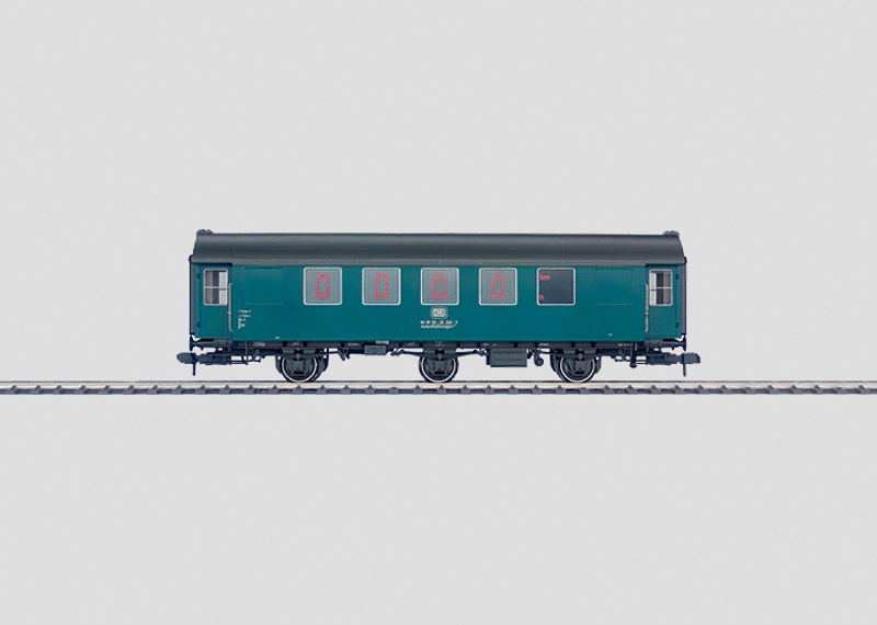 58115 Mätvagn Insider modell
