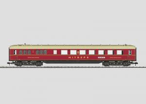58123 Snälltågsvagn restaurangvagn DRG