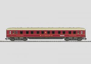 58124 Snälltågsvagn sovvagn DRG