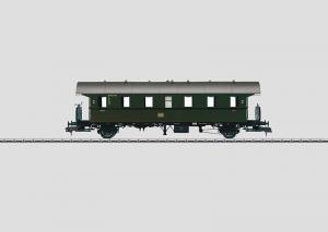 58192 Passagerarvagn Donnerbüchse klass 2 Nyhet 2013