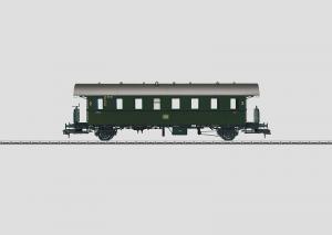 58193 Passagerarvagn Donnerbüchse klass 2 Nyhet 2013