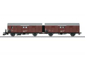 Märklin 58248 Godsvagnset (DB) Leig Unit type Hkr-z 321