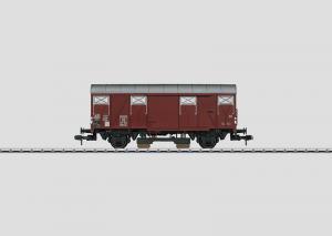 58268 Spårrengöringsvagn Gmhs 53 DB