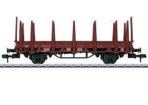 Märklin 58273 Stolpvagn (DB) type Rlmms 56 Sommarnyhet 2021 Förboka ditt exemplar