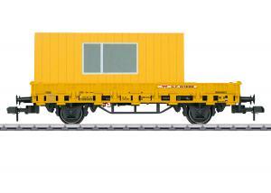 Märklin 58275 type Kls lastad med byggcontainer Nyhet 2021 Förboka ditt exemplar