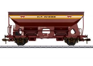 """Märklin 58298 Dumpvagn ( DB AG ) """" type Fc 098 side dump car """" Höstnyhet 2021 Förboka ditt exemplar"""