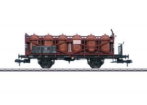 """Märklin 58725 Syratransport vagn """"EVA"""" DB"""