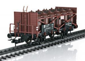 """Märklin 58726 Syratransportvagn """"VEB ECK Bitterfeld"""" DB"""