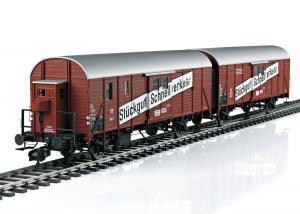 """Märklin 58822 Vagnpar (DB) type Gllh III """"Leig"""""""