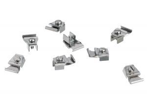 Märklin 59096 8st Anslutningsklämmor för strömatning Spår 1 räls ( H1107 )