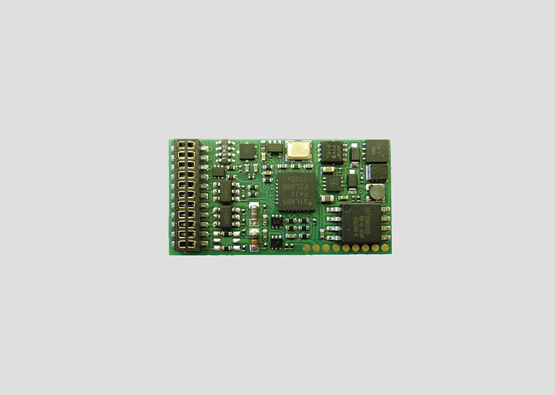 60940 Ljuddekoder mSD spezial Programmerbar dekoder