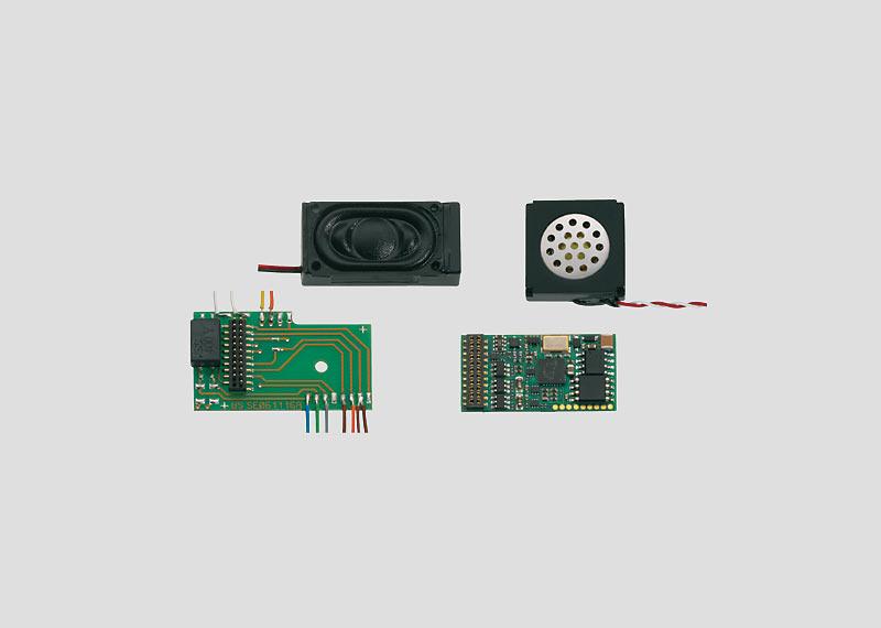 Märklin 60946 Märklin mSD SoundDecoder Ljuddekoder för Diesellok