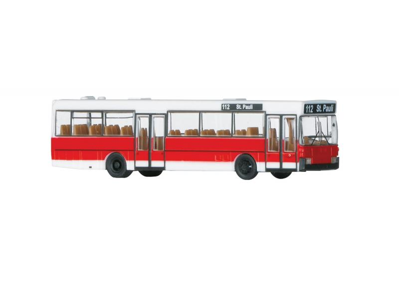 "Trix Minitrix 65403 Hamburg City Buss Type MB O 405 HHA "" city bus """
