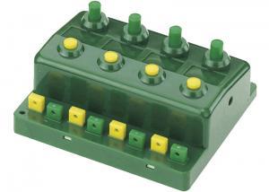 Trix 66596 Ställpult för signaler, växlar, avkopplingsskena 4 anslutningar