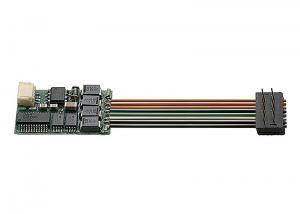 Trix 66837 Lok dekoder 2,000 Milliamp för NEM Connector