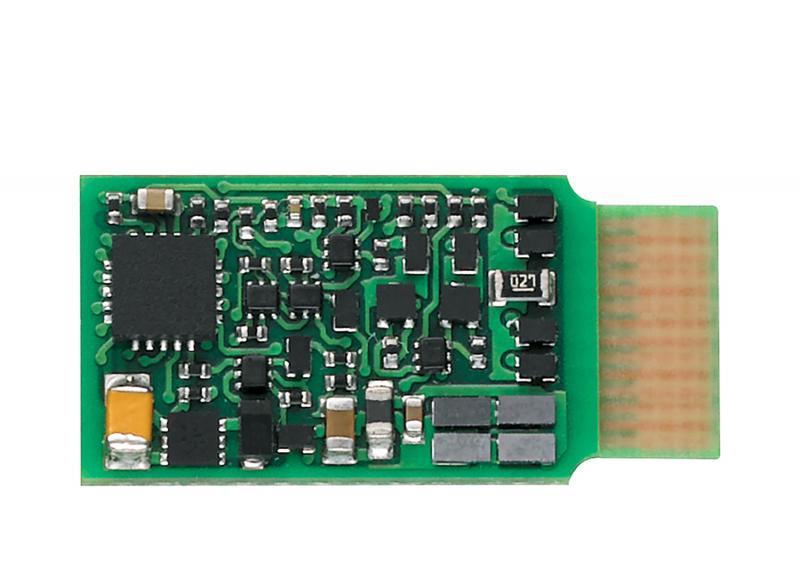 Trix Minitrix 66856 Locomotive Decoder, mtc 14-Pin Interface Connector Nyhet 2020 Förboka ditt exemplar