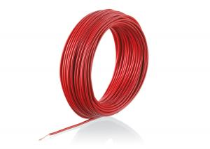 7105 Kabel Röd 0,19mm 10m